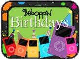 Beboppin' Birthdays