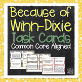 Because of Winn-Dixie Task Cards