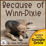 Because of Winn Dixie Unit Novel Study