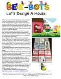 Bee-Bot Let's Design A House