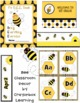 Bee Classroom Decor -  With Editable Pages