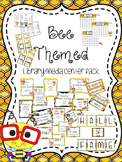 Bee Themed Library/Media Center Pack {NOW with EDITABLE signs}