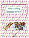Beginning Measurement Worksheet