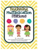 Beginning Multiplication Stations