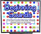 Beginning Sounds SMART BOARD Game