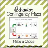 Behavior Contingency Maps