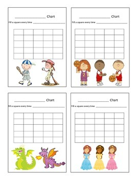 Behavior Modification / Sticker Chart