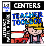 Behavior and Classroom Management: Teacher Toolbox