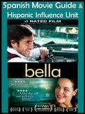 Bella Movie Guide and Hispanic Influence Unit in Spanish
