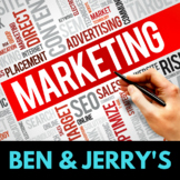 Marketing Lesson Ben and Jerry's Ice Cream Business