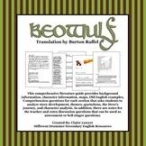 Beowulf Literature Guide, Translation by Burton Raffel