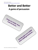 Better and Better Persuasion Card Game