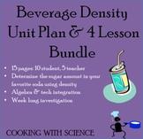 Beverage Density Unit Plan & Lab