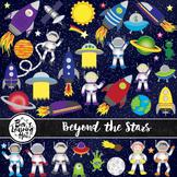 Beyond the Stars Clipart Set