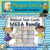 Biblical Task Cards: MEGA Bundle