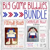 Big Game Buddies BUNDLE (Football & Cheerleader Craftivities)