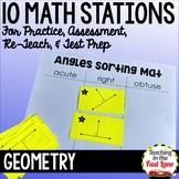 Geometry Test Prep: A Big Ten Resource