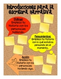 Bilingual Writing Posters for Narrative and Expository