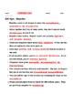 Bill Nye Reptile Video Guide Sheet