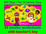 Bill Nye Science Guy 30 Best Movies: Videos Worksheets & K