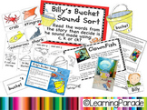 Billy's Bucket Story Unit (CCSS Activities)