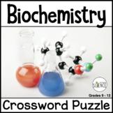 Biochemistry Crossword Puzzle (The Chemistry of Biology)