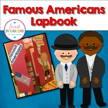 Biography Interactive Lapbook: Biography Study FREEBIE