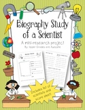Biography Study of a Scientist