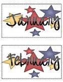 Birthday Headers-Stars