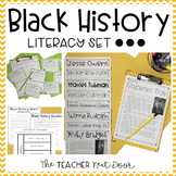 Black History Literacy Set