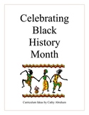 Black History Month ideas