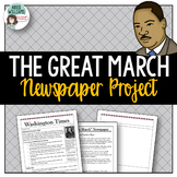Martin Luther King Jr. / The Great March on Washington New