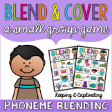 Blend & Cover {Phoneme Blending}