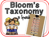 Bloom's Taxonomy in Spanish