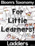 Bloom's Taxonomy Ladders for Little Learners: Increase You
