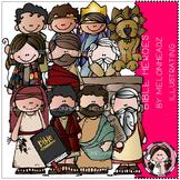 Bonnie's Bible Heroes by Melonheadz