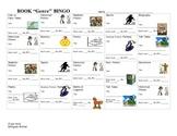 Book Bingo! - Genre Project
