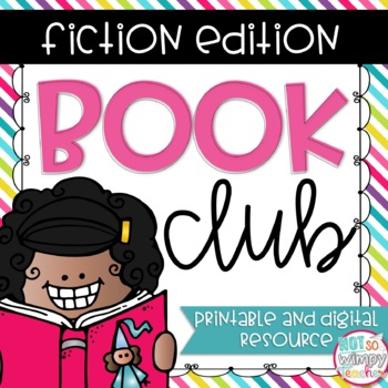Book Clubs- Fiction Edition