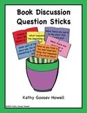 Book Discussion Question Sticks