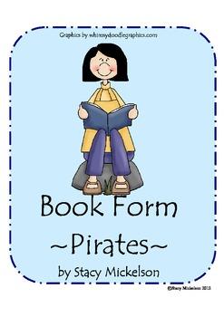 Book Form - Pirates