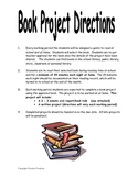 Book Project Fun