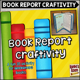 Book Report Craftivity For Fiction Books