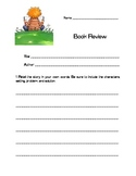 Book Review Template (Simplified)