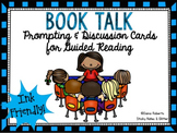 Book Talk: Prompting & Discussion Cards for Guided Reading