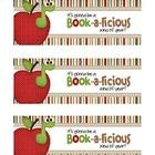Book-a-licious Bookmarks