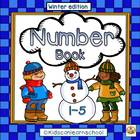 Book of Numbers 1-5. Winter edition