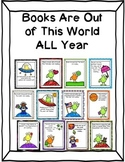 Books Are Out of this World All Year