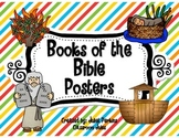 Books of the Bible Posters