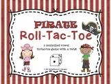 Bossy r Pirate Tic Tac Toe Games