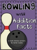 Bowling With Addition Facts
